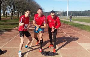 Quart de finale Championnats de France de cross-country